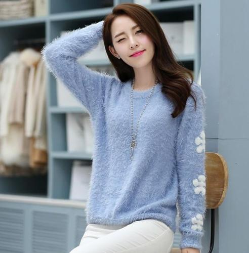 Brand New Blue Sweater for SALE - S$10