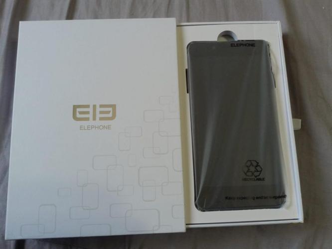 Brand new Elephone P6000 for sale Color Black!!