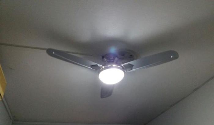 Brand New Fanco 4000 Ceiling Fan!!!