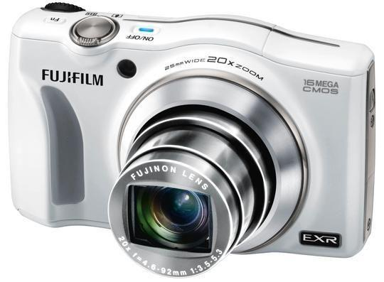 Brand New Fujifilm FinePix F750EXR 20x optical Digital