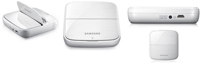 Brand new Genuine Samsung EDD-D200WE Desktop Dock for