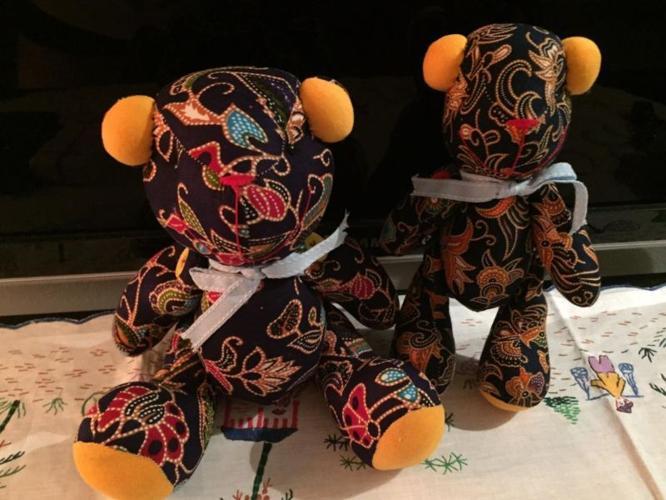 Brand NEW*** Hand Stitched bear Set #9
