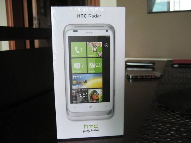 Brand New HTC Radar (unopened & sealed) for sale