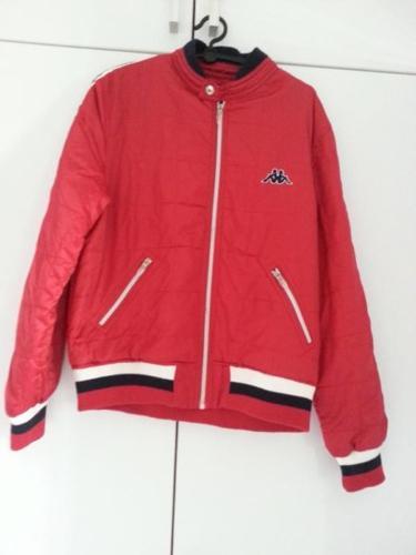 Brand New Kappa Dark Red Winter Jacket