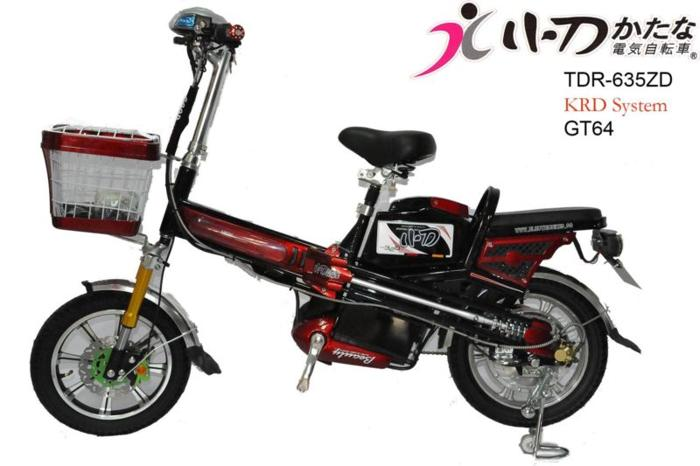 BRAND NEW KATANA KRD SYSTEM GT64 ELECTRIC BICYCLE FOR