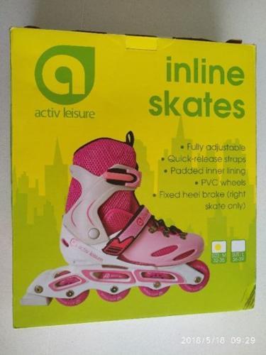 Brand new Kids inline skates size M 32-35
