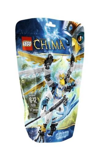 Brand New! Lego Chima 6-12 (70201)