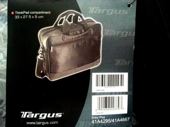 Brand New Lenovo ThinkPad Carrying Bag