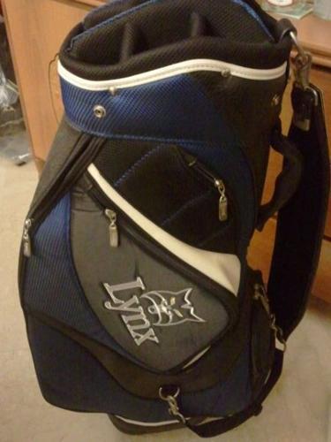 Brand New Lynx Golf Bag For Sale!!