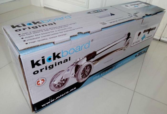 SALE: BRAND NEW Micro Kickboard Original (Latest Model)