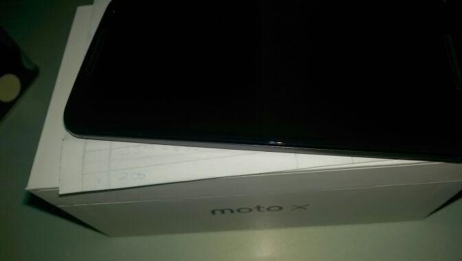 Brand new MotoX with box