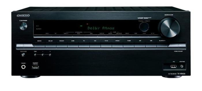 BRAND NEW!! ONKYO NR-636 AV RECEIVER + PARADIGM HOME