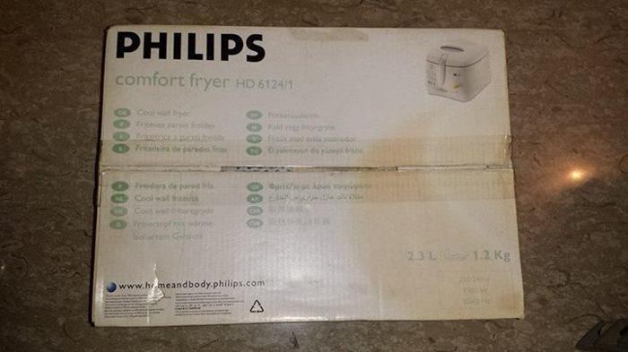 Brand New Philips Comfort Fryer
