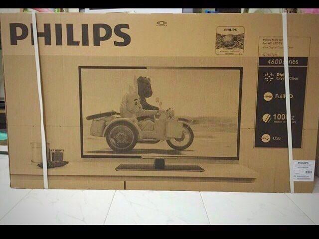 Brand New Philips Full HD Led tv 42