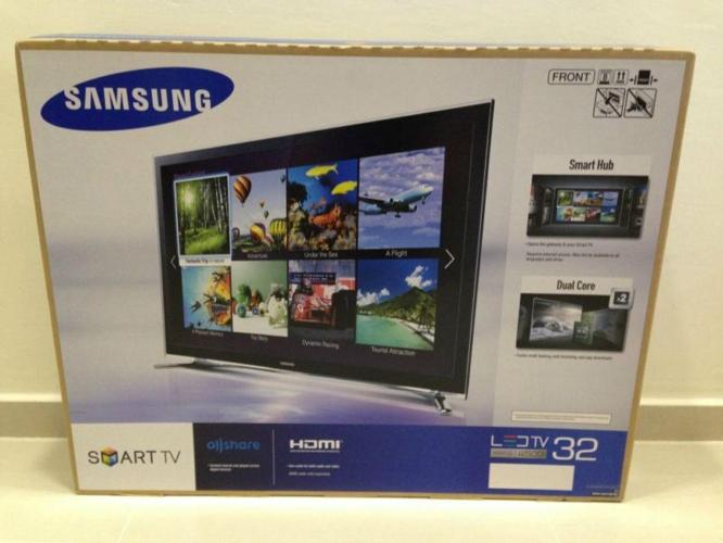 Brand New Samsung 32 inch LED Smart TV