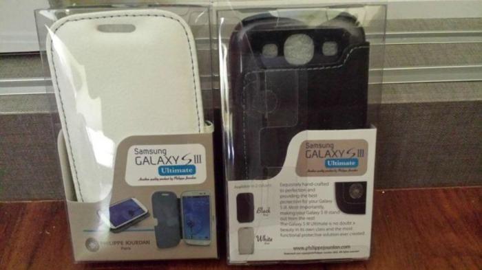 Brand new Samsung Galaxy S3 SIII i9300 Flip case cover