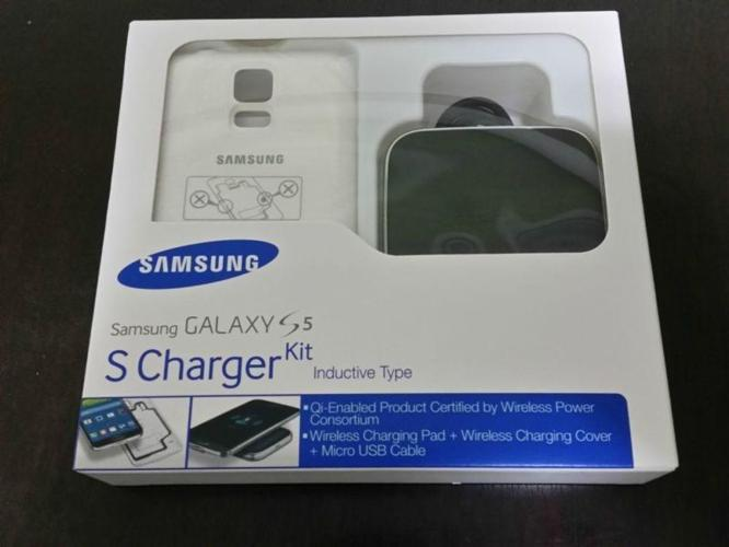 Brand new Samsung Galaxy S5 Charger Kit