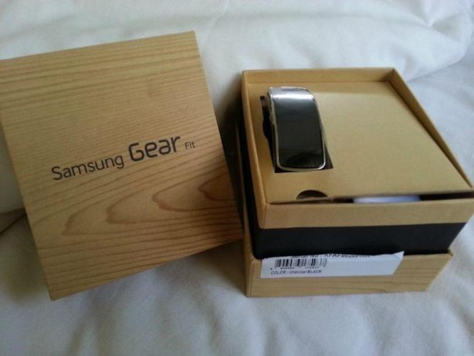 Brand New Samsung Gear Fit
