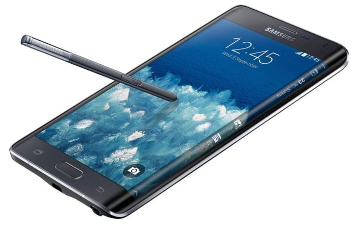 Brand New Samsung Note Edge 32GB Charcoal Black