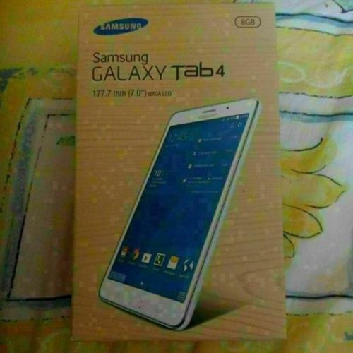 Brand New Sealed Samsung Galaxy Tab 4 LTE Local Set 7.0
