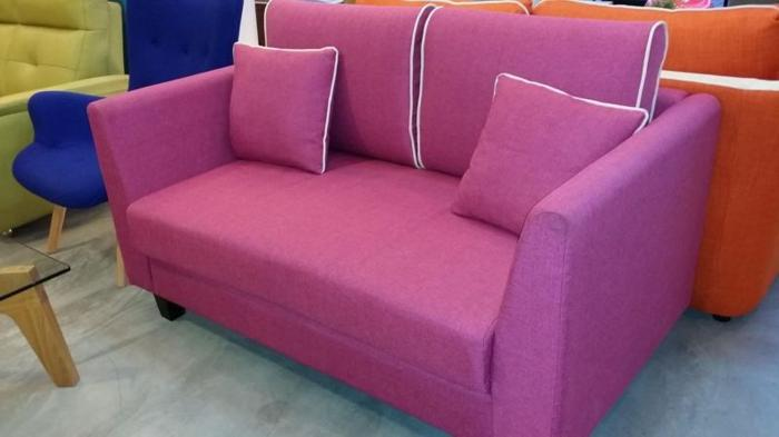 BRAND NEW SOFAS FOR STOCK CLEARANCE! - ONLY 1 PIECE