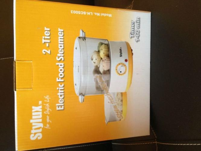 Wanted: Brand New Steamer - Reduced Price