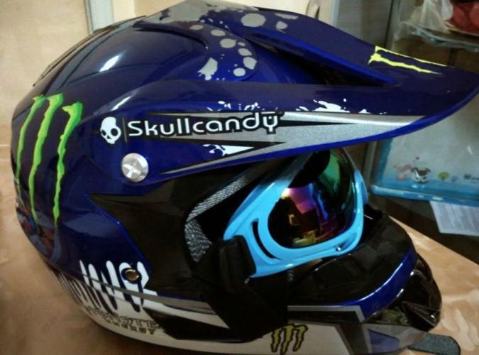 Brand New Super strong Motocross Full Face Helmet