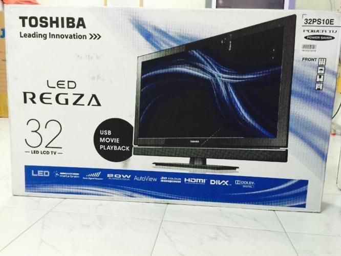 Brand New Toshiba 32PS10 32