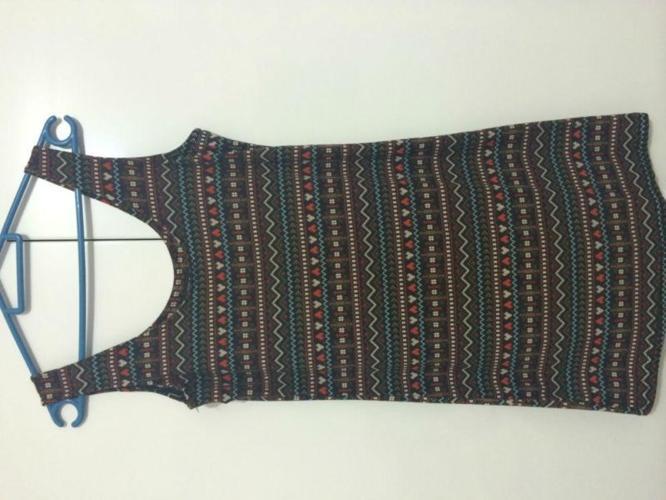 Brand New Tribal Print Dress