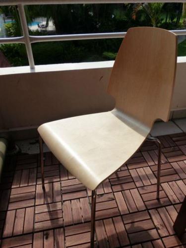 Brand new Vilmar chair, excellent condition!