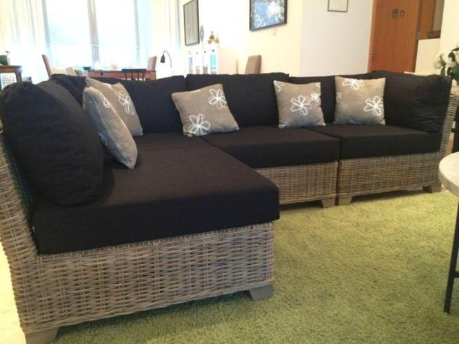 Brand New Wicker Sofa for sale (posted 17.3)