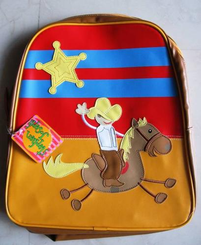 Branded Kid's Backpack