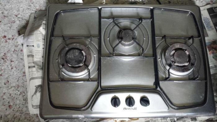 Brandt 3 stove gas hob