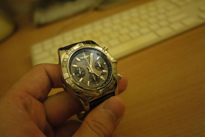 Breitling Chronomat B01 (replica)