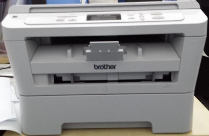 Brother DCP-7055 Monochrome Multifunction Laser Printer