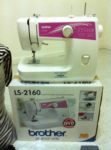 BROTHER Sewing Machine LS40 wFabric and Starter Kits for Sale Cool Sewing Machine Starter Kit