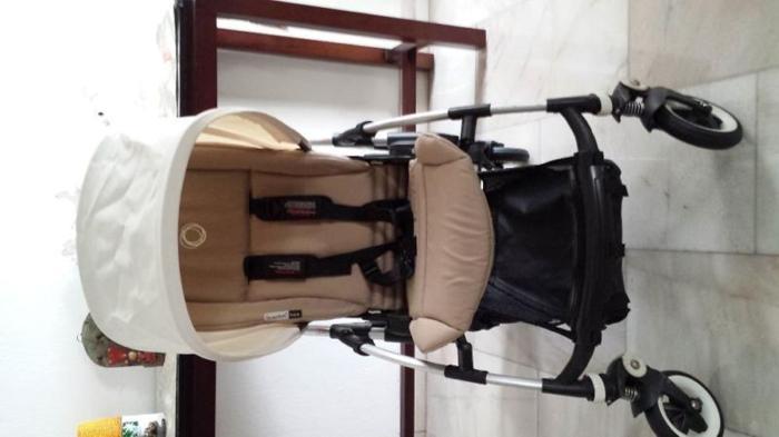bugaboo bee plus stroller limited edition sand base for. Black Bedroom Furniture Sets. Home Design Ideas