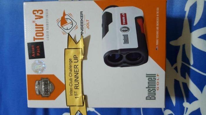 Bushnell V3 Tour Laser Range Finder