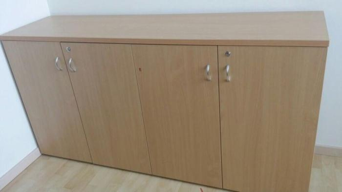 Cabinet with lock for sale