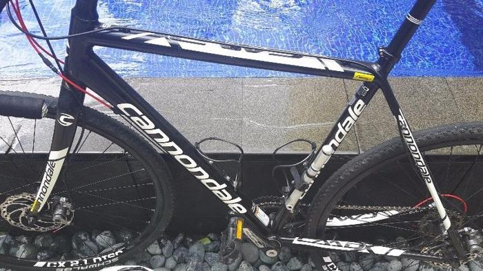 73e28dddca1 Cannondale CAADX 105 2015 for Sale in Lorong 27 Geylang, East ...