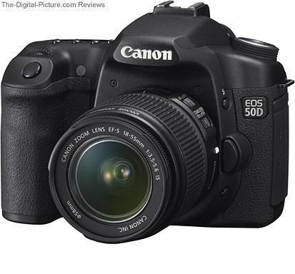 Canon 50D for sale (with 18-55 kit lens and 55-250 zoom