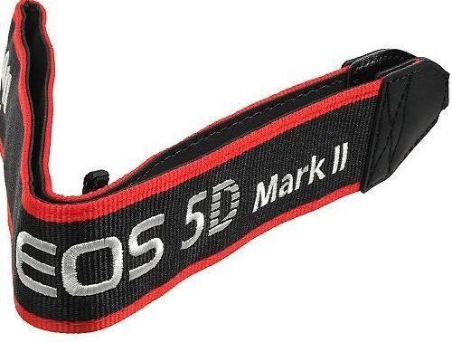 Canon 5D MK II neck strap
