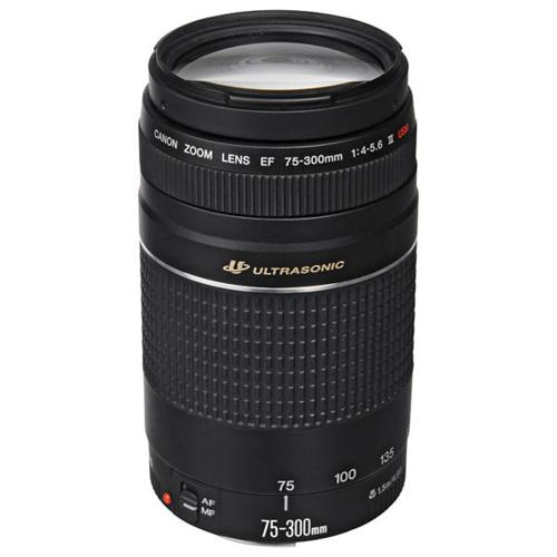 Canon 75-300mm f4-5.6 III USM EF Lens