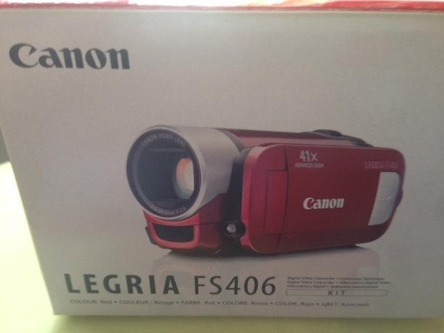 Canon Cam Recorder FS406