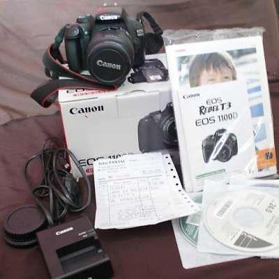Canon EOS 1100D 18-55 Kit