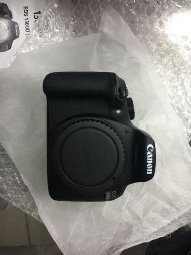 Canon EOS 1300D Digital SLR Camera + Canon EF-S 18-55mm