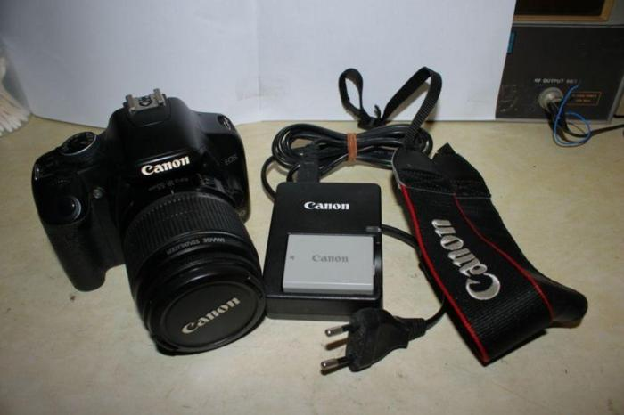 Canon EOS 450D DSLR Camera with 18-55mm Kit Lens for Sale in