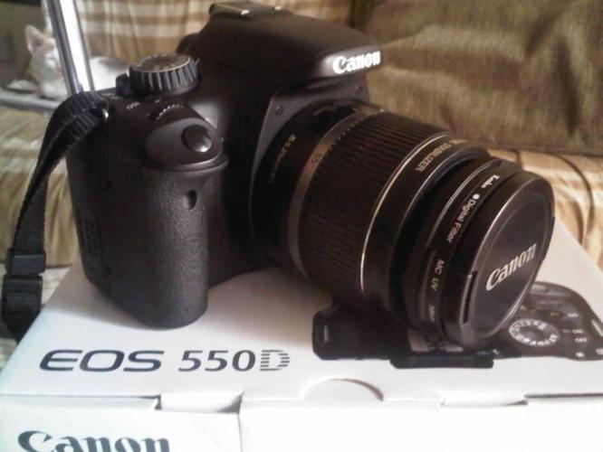CANON EOS 550D 18-55 KIT