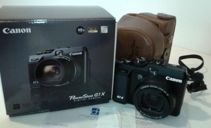 Canon G 1X Camera