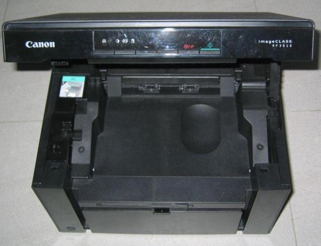 Canon laser printer and scanner MF3010